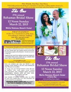 2015 Bridal Show