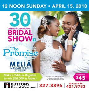 Bridal Show 2018 Flyer rv
