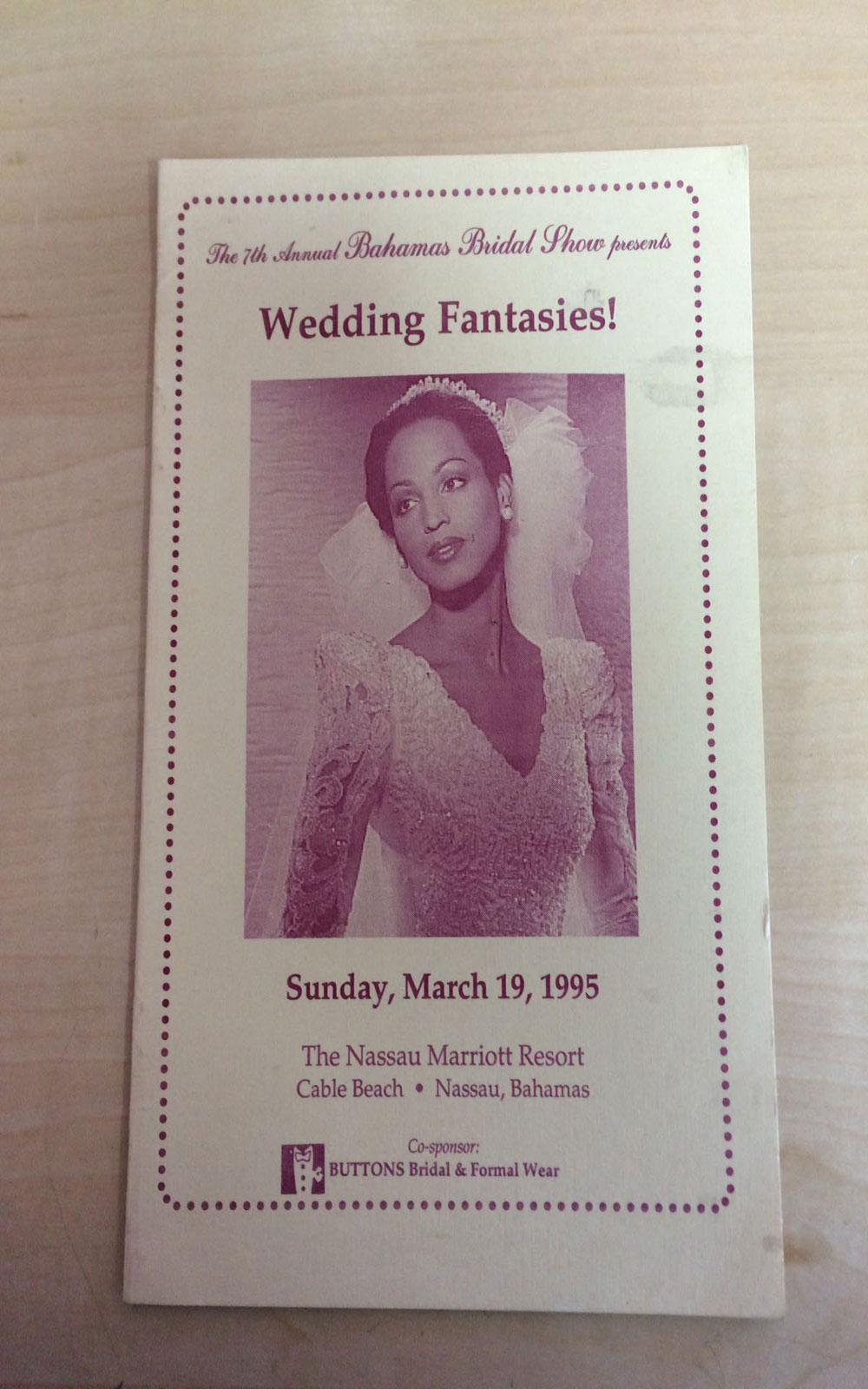 The Wedding Guide 1995