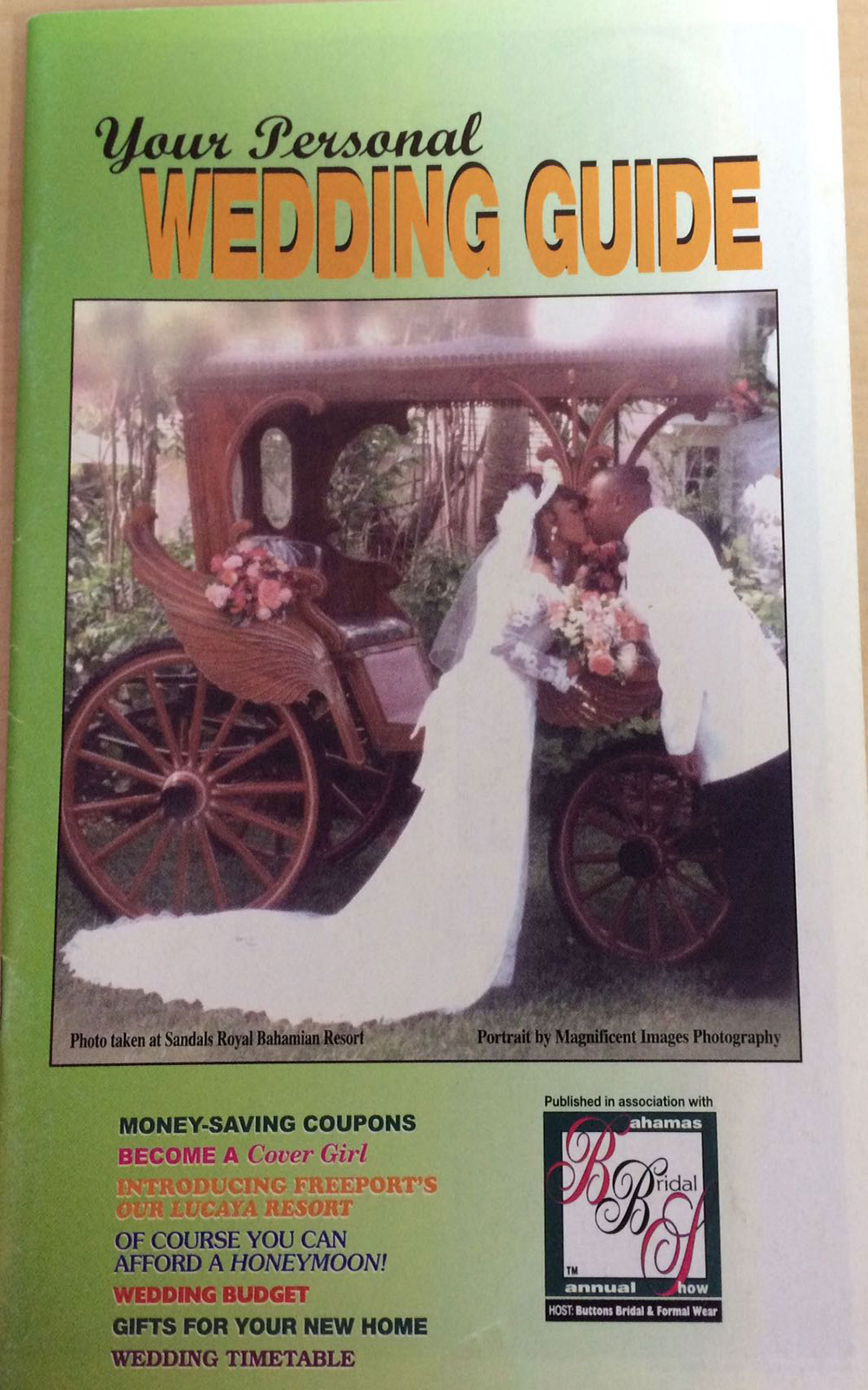 The Wedding Guide 2001-2002