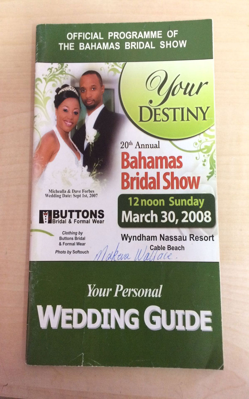 The Wedding Guide 2008
