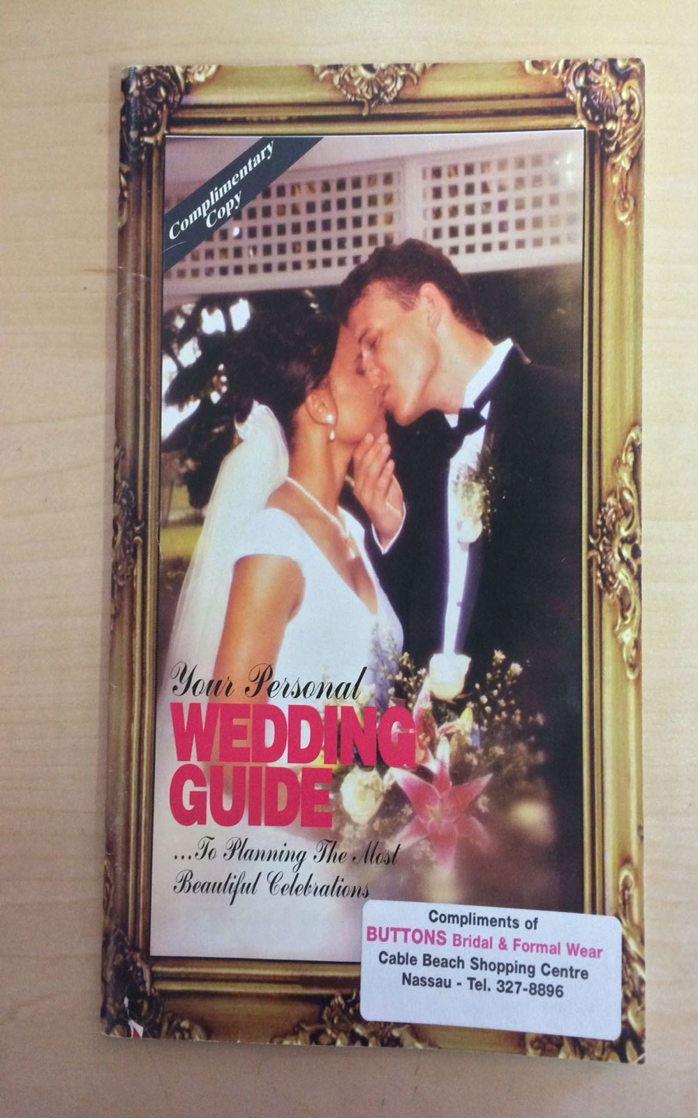 The Wedding Guide 1998